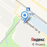 Радуга окон на карте Санкт-Петербурга