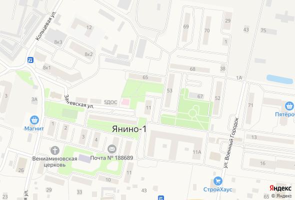 ЖК Брусничный 3