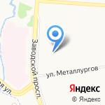 CYBERSIDE на карте Санкт-Петербурга