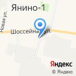 Мастерская колпаков на карте Санкт-Петербурга