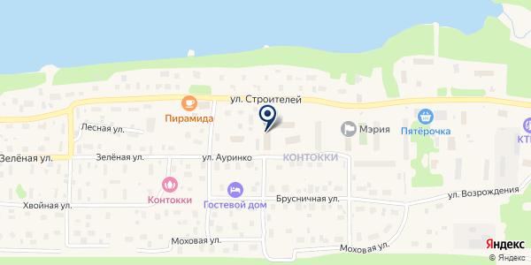СЕВЕРО-ЗАПАДНЫЙ ФИЛИАЛ ТРАНСПОРТНАЯ КОМПАНИЯ ВИКОМТРАНСАВТО на карте Костомукше