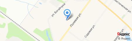 Средняя общеобразовательная школа №621 на карте Санкт-Петербурга