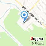 Интеллиджент на карте Санкт-Петербурга