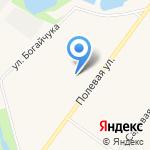 Рыбацкое-Стройсервис на карте Санкт-Петербурга