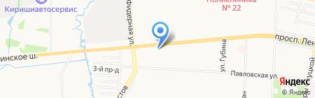 Жилищное агентство Колпинского района на карте Санкт-Петербурга