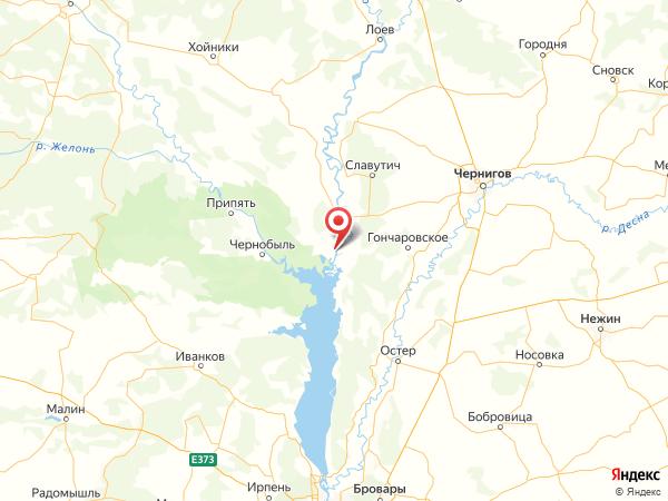 деревня Нижние Жары на карте