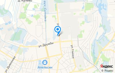 Местоположение на карте пункта техосмотра по адресу Псковская обл, г Великие Луки, ул Гоголя, д 8А стр 1
