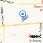 Магазин аудиотехники и сувениров на карте Санкт-Петербурга