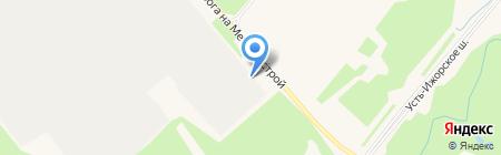 ТрансЭлектроАппарат на карте Санкт-Петербурга