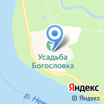 Церковь Покрова Пресвятой Богородицы на карте Санкт-Петербурга