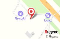 Схема проезда до компании ЭНЕРГИЯ в Войскорово