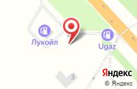 Схема проезда до компании Сеть автомоечных комплексов в Войскорово