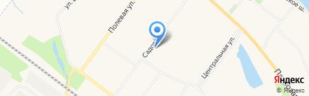 Зоомаркет на Садовой на карте Санкт-Петербурга