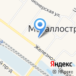РиоМедика на карте Санкт-Петербурга