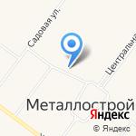 Городская поликлиника №72 на карте Санкт-Петербурга