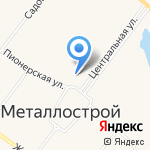Максимум на карте Санкт-Петербурга