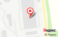 Схема проезда до компании Интерфом-Спб в Войскорово