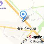 Ям на карте Санкт-Петербурга