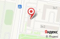 Схема проезда до компании Новостройки в Янино 1