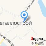 Почтовое отделение №641 на карте Санкт-Петербурга