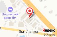 Схема проезда до компании БалтКам в Войскорово