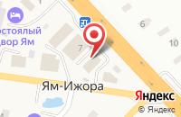 Схема проезда до компании Радиус в Войскорово
