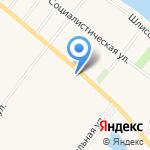 KingTyres на карте Санкт-Петербурга