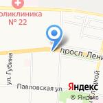 ГирудоЛайф на карте Санкт-Петербурга