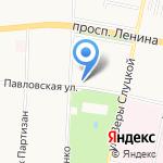 Маргарита на карте Санкт-Петербурга