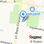 ФенСтер на карте Санкт-Петербурга