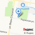Центр автострахования на карте Санкт-Петербурга