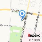 Стоматологическая поликлиника №18 на карте Санкт-Петербурга