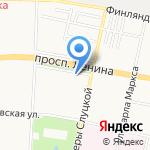 ОКНО на карте Санкт-Петербурга