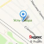 Петролюкс на карте Санкт-Петербурга