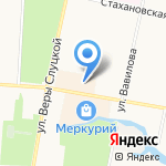 Profi Credit на карте Санкт-Петербурга