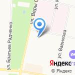 Центр психолого-педагогической на карте Санкт-Петербурга