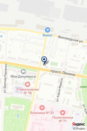 МАГАЗИН ПАРФЮМЕРИЯ на карте Колпино