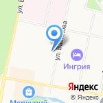 Средняя общеобразовательная школа №420 на карте Санкт-Петербурга