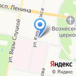 Кит-инвест на карте Санкт-Петербурга