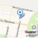 Центр социальной помощи семье и детям Колпинского района г. Санкт-Петербурга на карте Санкт-Петербурга