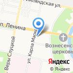 Старая сказка на карте Санкт-Петербурга