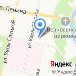 Капитал Классик на карте Санкт-Петербурга