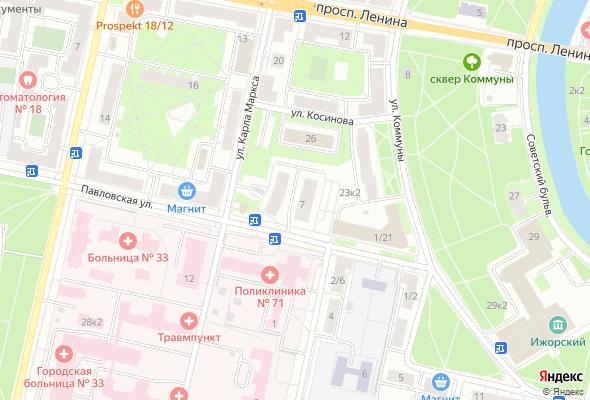 жилой комплекс Капитал Классик