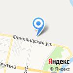 Ижора-Теплоремонт на карте Санкт-Петербурга