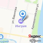 Mary`s tattoo на карте Санкт-Петербурга