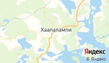 Отели города Хаапалампи на карте