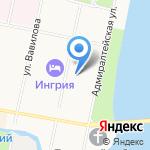 Детский сад №35 комбинированного вида на карте Санкт-Петербурга