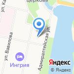 Фантазёры на карте Санкт-Петербурга