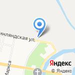 ГСР Энерго на карте Санкт-Петербурга