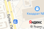 Схема проезда до компании Банкомат, Діамантбанк, ПАТ в